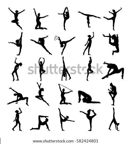 Stock Illustration Cartoon Of A Businessman Who as well Stock Illustration Set Of Stick Figures Running additionally Artist Coloring Pages together with Gymnastics silhouette likewise Cow Grilling A Hamburger Farside. on cartoon person dancing