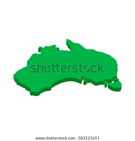 Australia map icon. Australia map icon art. Australia map icon web. Australia map icon new. Australia map icon www. Australia map icon app. Australia map icon big. Australia map icon best - stock vector