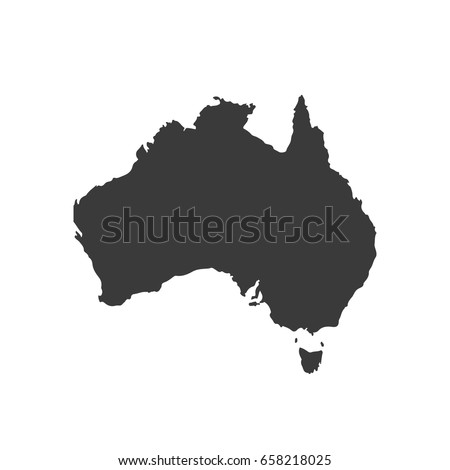 Australia stock images royalty free images vectors shutterstock australia map sciox Image collections
