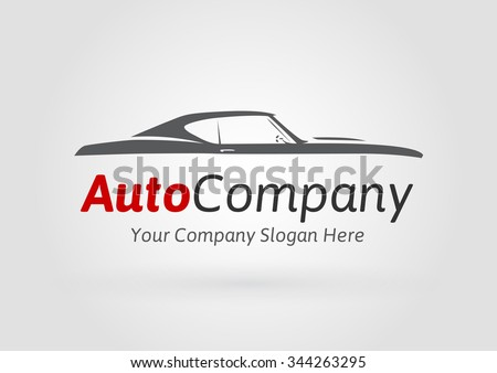 Old car stock images royalty free images vectors for American classic logo