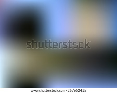 Awesome abstract blur background, colorful background, blurred, wallpaper - stock vector
