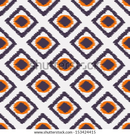 Aztec stylish seamless pattern for web design or home decor - stock vector