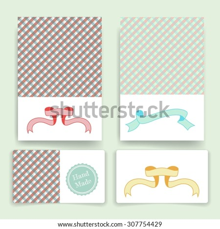 Baby shower invitation card. Baby shower for girl and boy. Pastel tones. Baby shower invitation template vector - stock vector