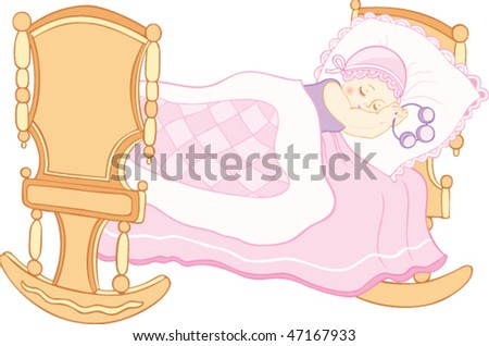 Wooden Opening Window Pink Curtains Stock Vector 56891281