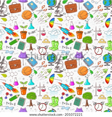 Back To School Wallpaper Stock Images RoyaltyFree Images