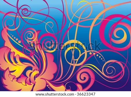 background_12 - stock vector