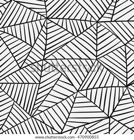 Background abstract texture with hand-drawn lines. Vector background.