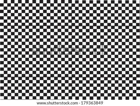 Background checkered flag themes idea design - stock vector