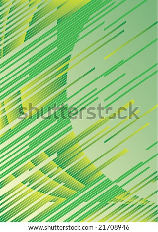 Background from the lines. Vector.