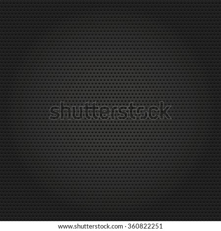 Background Metal texture plate for internet sites - stock vector