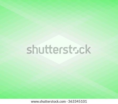 background of intersecting green lines. vector illustration - stock vector