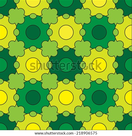 Background pattern. - stock vector