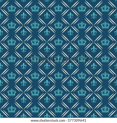 background pattern, vintage style, graphic design, vintage pattern - stock vector