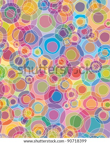 background, seamless pattern - stock vector