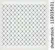 Background texture the cage. Vector - stock photo