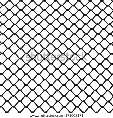 Background texture the cage. Vector - stock vector