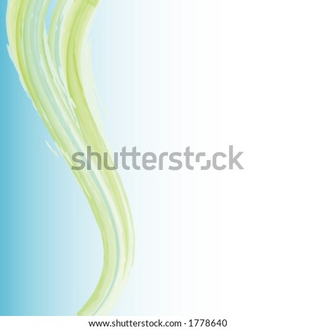 Background with a border for a CD cover or for a party invite with plenty of room for your text - stock vector
