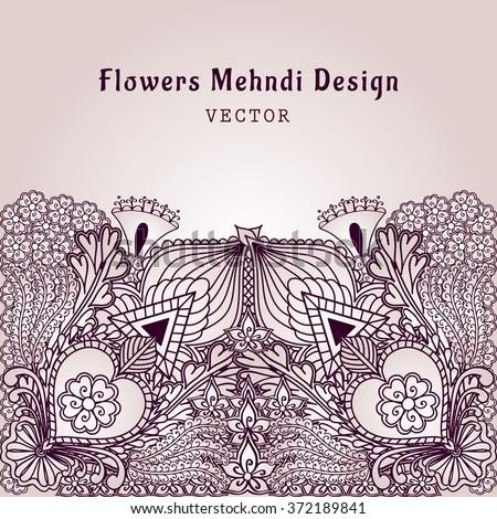 set ethnic template design wedding invitations stock vector