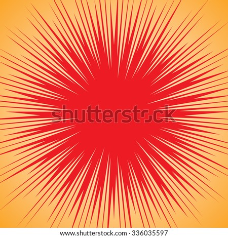 Background Starburst Template Advertising Vector Illustration Stock ...