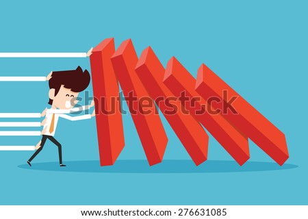Backup concept - stock vector
