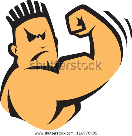 Bad Boy - stock vector