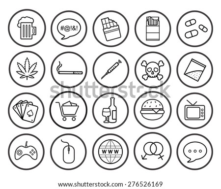 cigarette icon stock images royalty free images vectors shutterstock. Black Bedroom Furniture Sets. Home Design Ideas