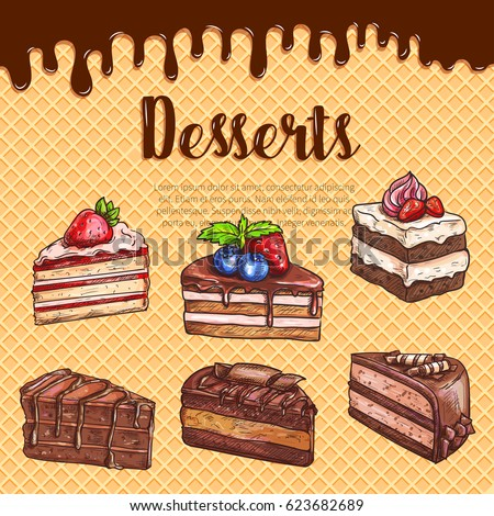 Professionally Created Desserts, Pastries, and Cakes at Joe&#39-s