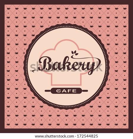 Bakery set vector sixty six - stock vector