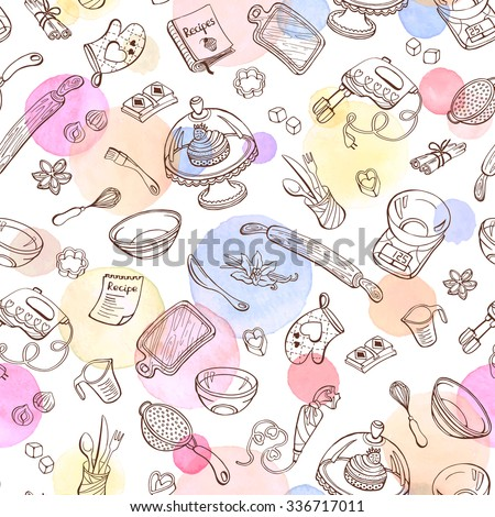 Baking Utensils Stock Images Royalty Free Images