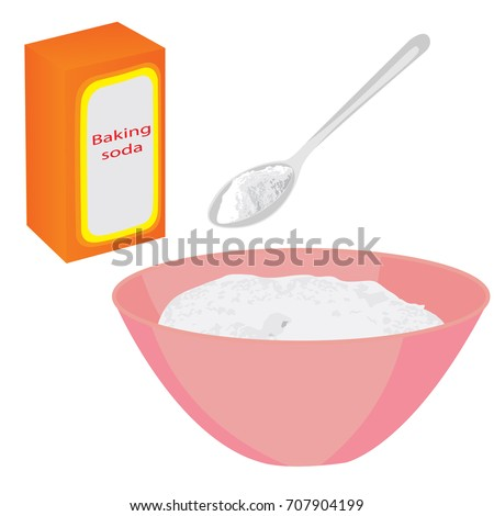 Baking Soda Stock Images Royalty Free Images Amp Vectors