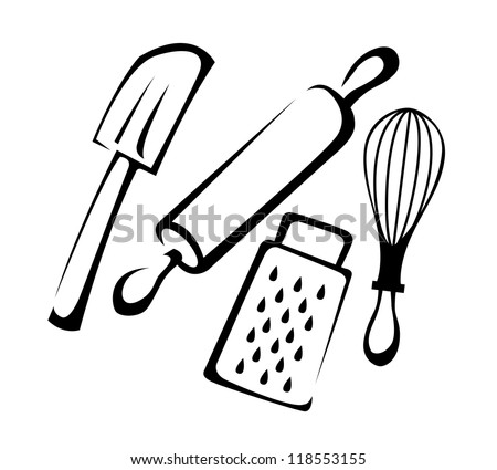 Cooking Utensils Stock Images Royalty Free Images Vectors