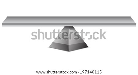 Balance Concept - stock vector