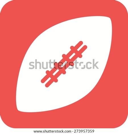 Ball, football, soccer, sports icon vector image. Can also be used for sports, fitness, recreation. Suitable for web apps, mobile apps and print media. - stock vector