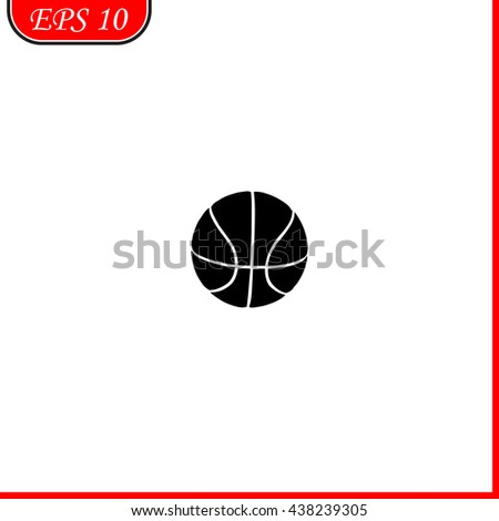 Ball for basketball Icon. Ball for basketball Icon Vector. Ball for basketball Icon JPEG. Ball for basketball Icon Object. Ball for basketball Icon Picture. Ball for basketball Icon Image. - stock vector