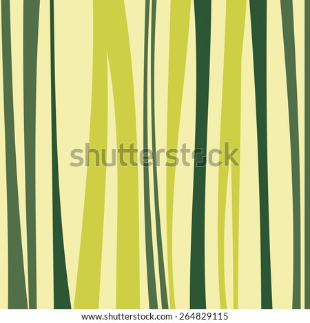 Bamboo pattern for you design - stock vector