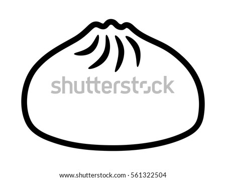 show product with Baozi Bao Chinese Steamed Bun Line 561322504 on 36918592 besides Donkey Cart 559021996 as well 3300871 Tovino Thomas Actor Typography Face Logo besides Smile More Coloring Page Vector Illustration 637336087 additionally 151238.