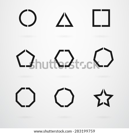 Number Names Worksheets octagon shape pictures : Octagon Shape Stock Photos, Royalty-Free Images & Vectors ...