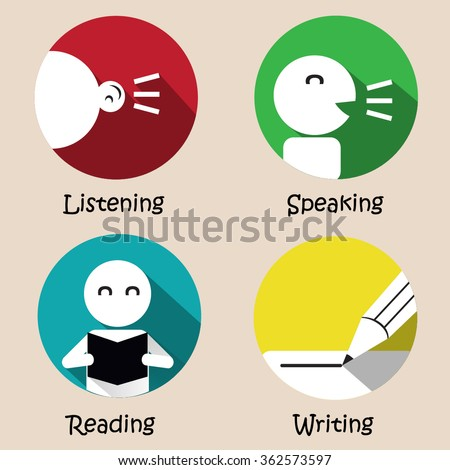 reading writing and speaking strategies in foreign
