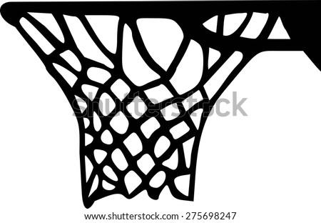Basketball Net Logo Basketball Net Stock V...