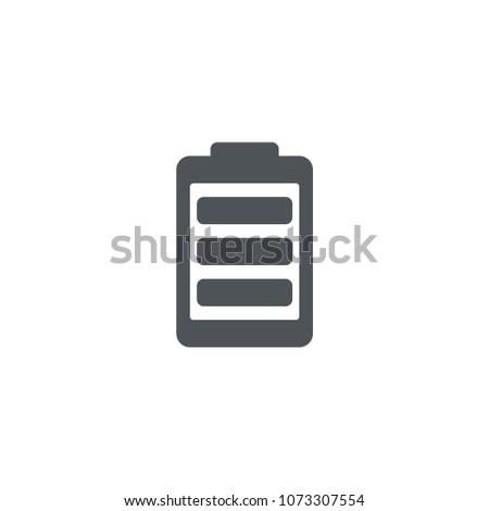 Batterry Charging Icon Charging Symbol Battery Stock Vector 2018