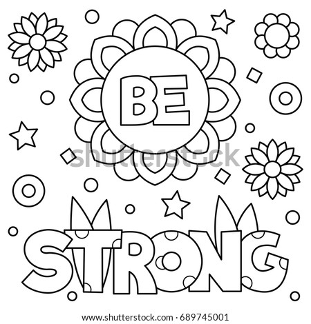 strong coloring pages - photo#29