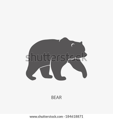 BEAR  - stock vector
