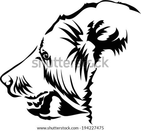 Tattoo Grizzly Stock Illustration 122347921 - Shutterstock