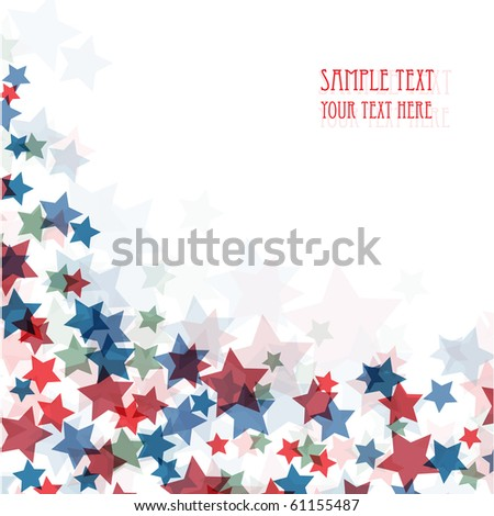 Beautiful abstract background for design. Vector 10 eps