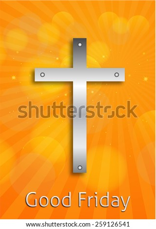 Tag Sticker Label 3D Jesus Cross Stock Vector 183127010 - Shutterstock