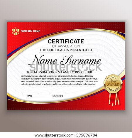 Beautiful certificate template design best award stock vector beautiful certificate template design best award stock vector 595096784 shutterstock yelopaper Image collections