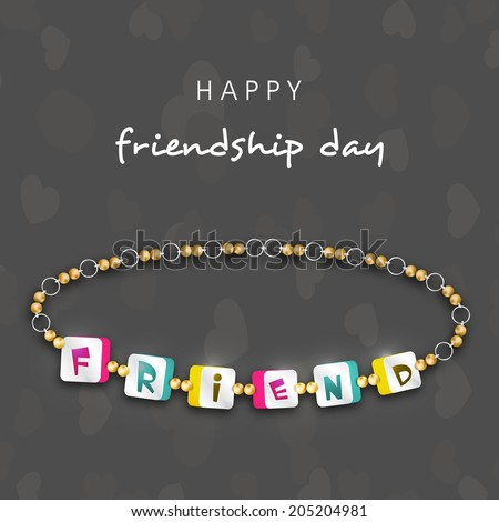 Friendship Band Stock Photos Images Amp Pictures
