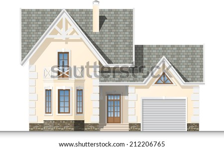 House front view pictures