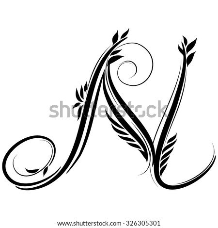 beautiful letters monogram decoration graphic symbol stock vector rh shutterstock com royalty free graphics food crisis royalty free graphics of dogs cats people