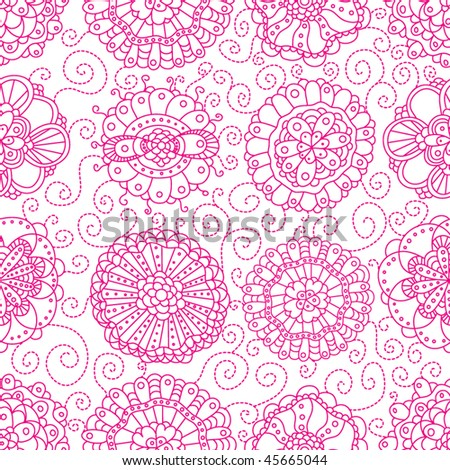 beautiful seamless background for your design